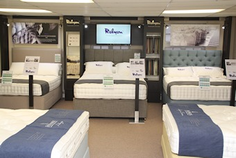 Our Bed Showroom