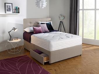2 Door Double Wardrobe Mohogany Effect Furniture Home, Furniture & Diy Bedroom Furniture Cupboard Pure And Mild Flavor